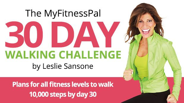 The 30-Day Walking Challenge ‹ Hello Healthy