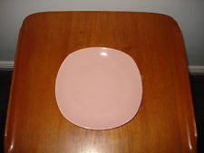 RETRO JOHNSON AUSTRALIA PLATE PINK