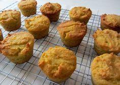 Vanille cupcakes van kokosmeel - Barbara EET