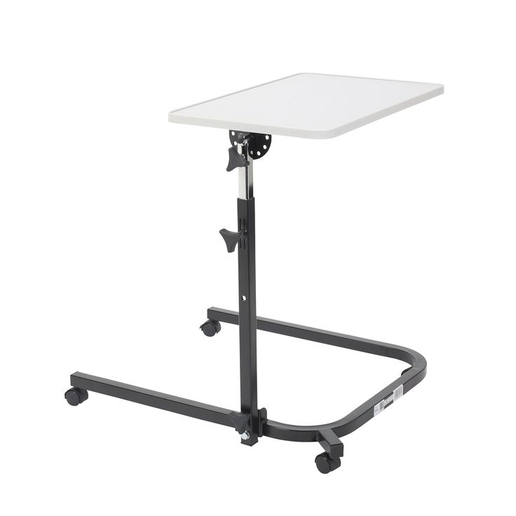 Drive 13000 Pivot and Tilt Adjustable Overbed Table