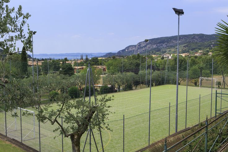 Artificial 5-a-side football pitch