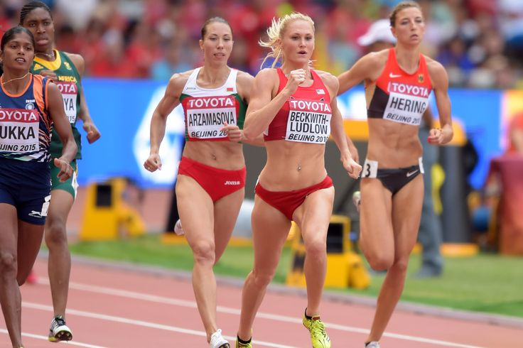 After Years of Heartbreak, Molly Ludlow Gets a Taste of the Pressure at Worlds | Runner's World