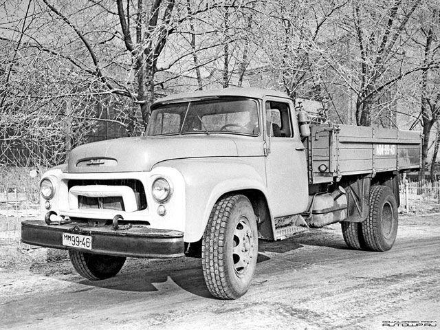 ЗиЛ 130 (2 Серия) Опытный (1957)