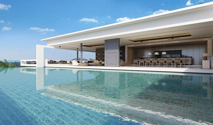 Samujana Villa 24 Pool