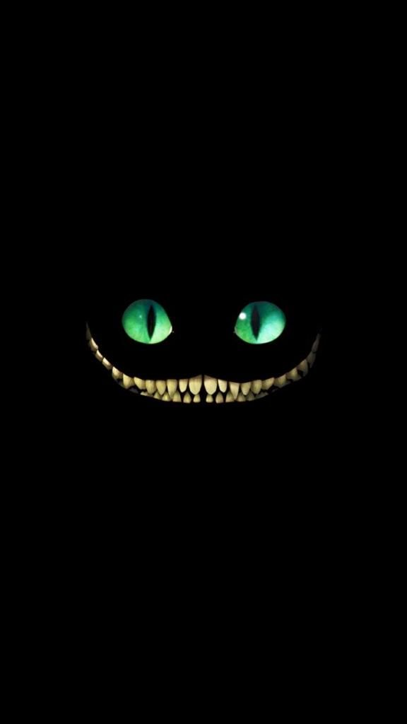 Iphone X Background Black Eyes Cat Phone Wallpaper Dark Phone Wallpapers Disney Wallpaper