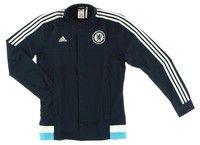 Wish   Adidas Mens Chelsea FC Anthem Jacket Collegiate Navy