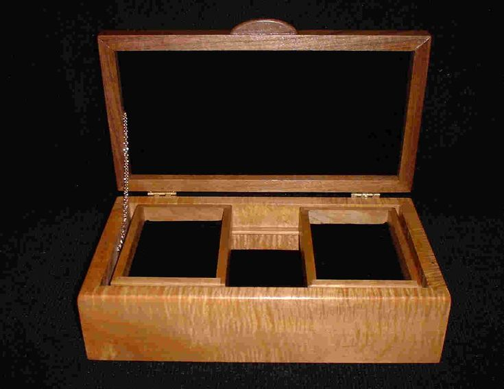 17 Best Images About Jewelry Box Ideas On Pinterest Wooden Jewelry Woodworking Plans And Minwax
