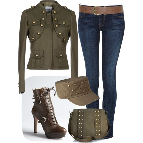 Rock A Gray Hat And Leather Jacket For Fall: 136 Best Images About My Polyvore Sets On Pinterest