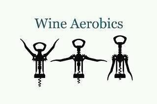 Wine Aerobics....Too Funny!  @Meredith Savage