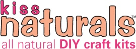 Kiss Naturals, produces fun, one-of-a-kind craft kits using only high quality natural ingredients. These kits make everyday products you can enjoy at an affordable price.  At Kiss Naturals, we believe that Nature got it right the first time. We don't add fillers, additives, dyes or synthetics to any of our products. We simply use Nature's ingredients in their purest form.  Our kits include: Lip Balm, Perfume Soap, Bath Fizzle, and Lip Gloss.