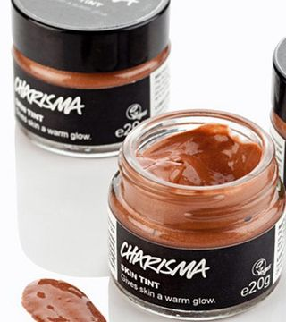 Lush Charisma Skin Tint  With skin cancer on the rise, getting a real tan is harder than ever. That's why we turn to Lush Charisma Skin Tint ($18.95, Lushusa.com) for a little summer glow. Just apply under your makeup to enhance your bronzer and self tanner. The Do-It-All Beauty Product
