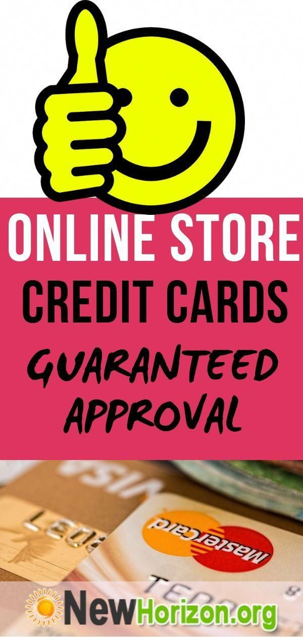 Online Store Credit Cards Guaranteed Approval >> Online Store Credit Cards Guaranteed Approval Securedcreditcard