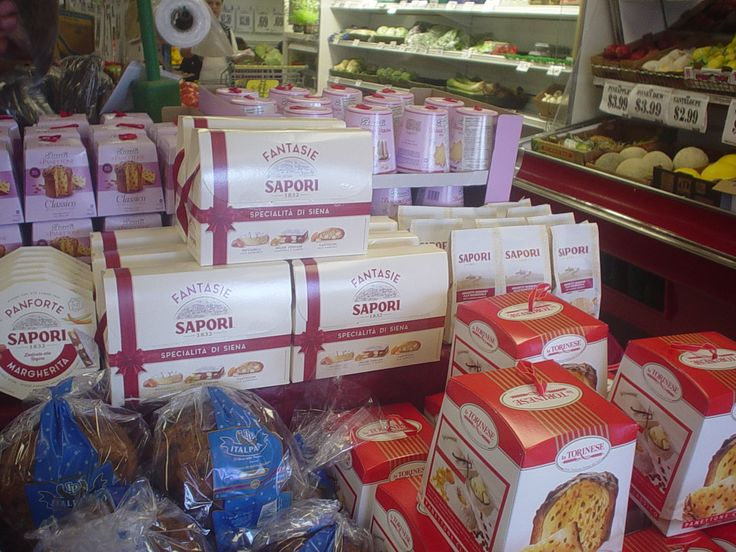 Lots of Italian cakes and specialty cookies have arrived for the holidays! Come and see us this weekend and browse all of holiday goodies!