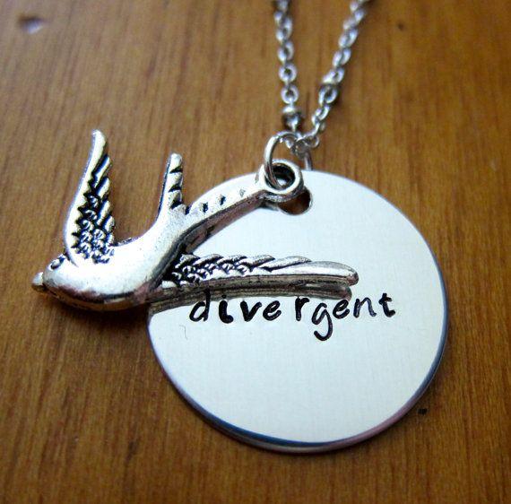 divergent bird tattoo necklace - 570×562