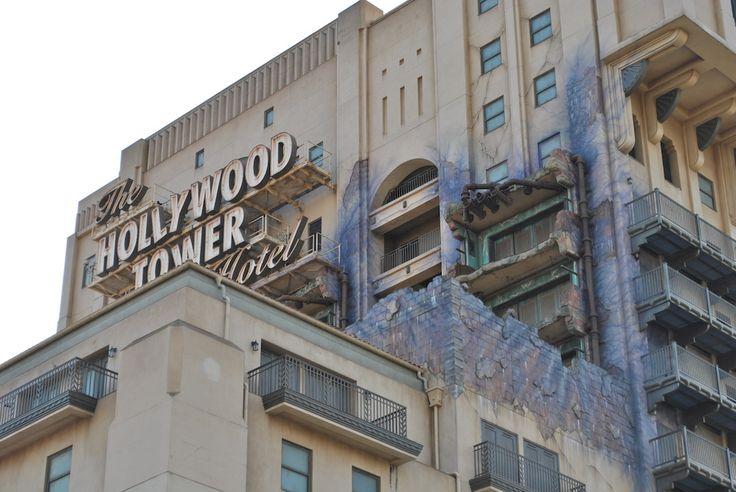 Disneyland Paris, Hollywood Tower, The Twilight Zone Tower of Terror