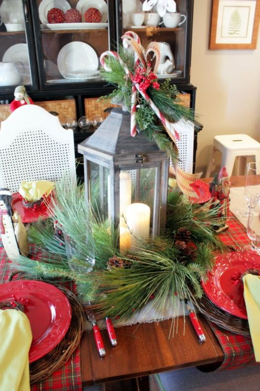Sweet Something Designs: Old World Christmas {Tablescape}
