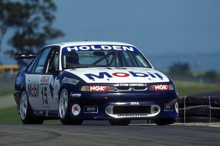 The first of many: Eastern Creek in '96