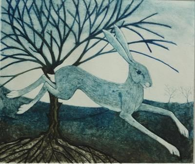 """""""March Hare"""" by Victoria Keeble"""