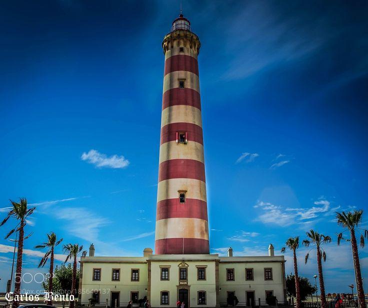 Barra lighthouse-Aveiro-Portugal by CarlosBento1