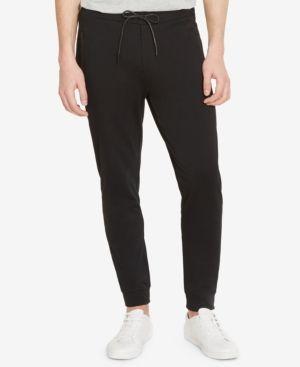 Kenneth Cole New York Men's Jogger Pants - Black XXL