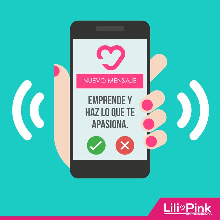 El éxito te llama 📞 responde y sé parte de Emprendedoras Lili Pink. Ama, Vive, Ríe #DeCorazon