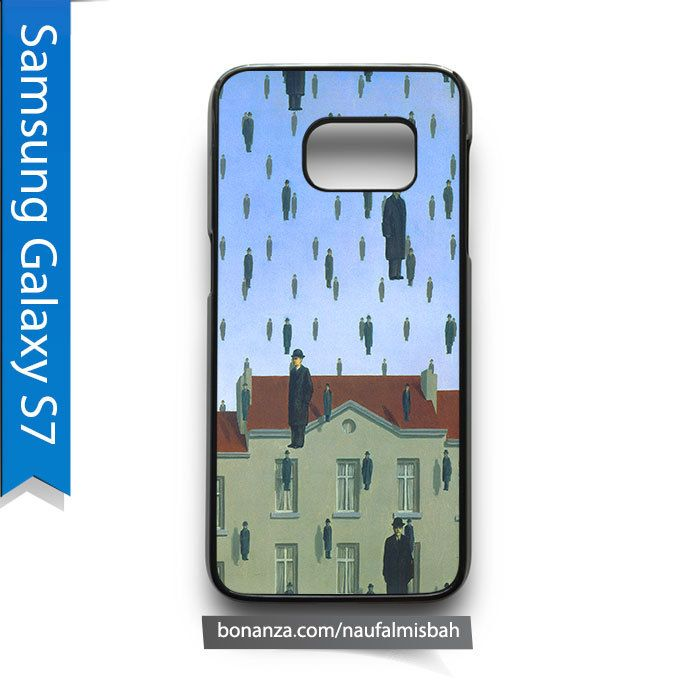 René Magritte Samsung Galaxy S7 Case Cover