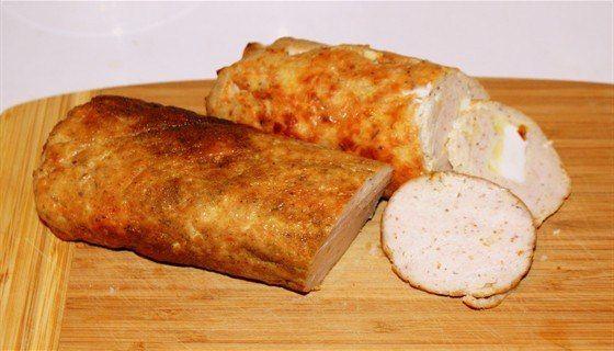 Воздушная структура и изумительный вкус: домашняя колбаса из индейки — Вкусные рецепты