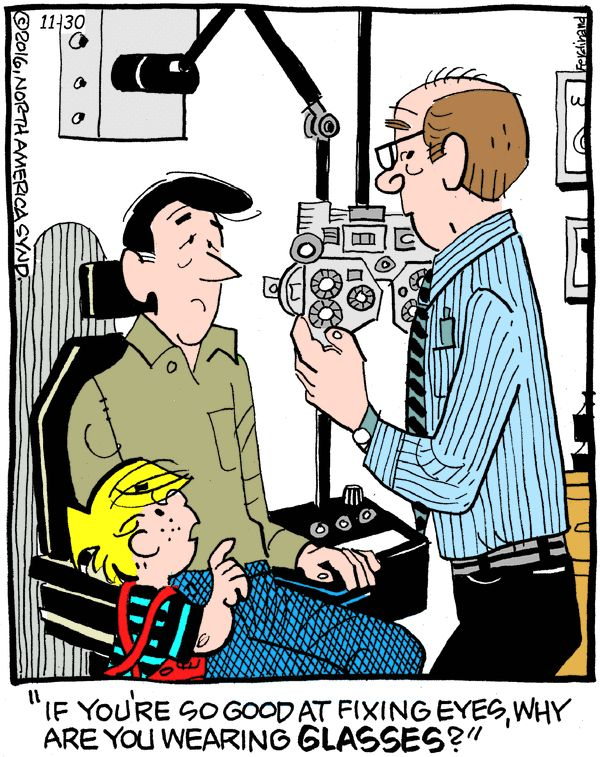 Dennis the Menace for 11/30/2016