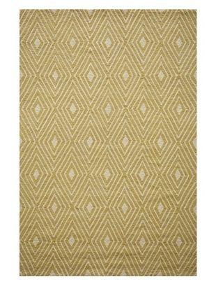 Momeni Veranda Indoor/Outdoor Rug (Yellow)