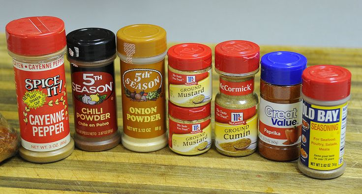 Try this dry rub on all of your smoked or grilled meats.
