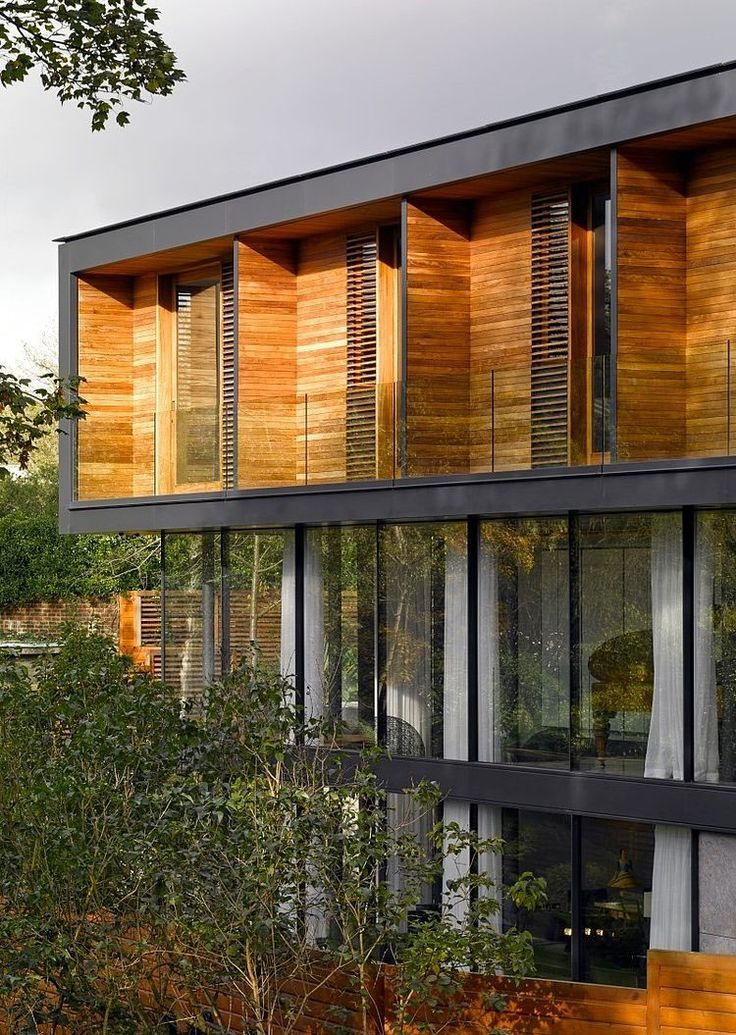 Fitzroy Park House by Stanton Williams 24