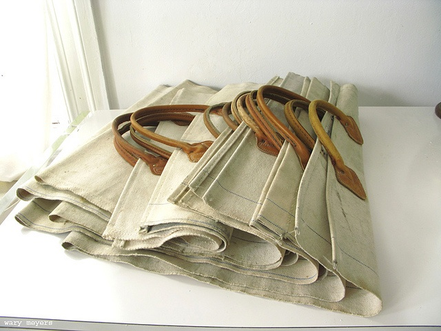 Log/Sunday Paper Carriers.