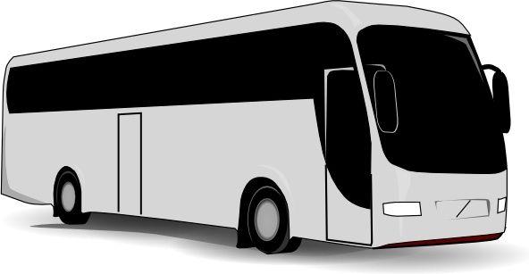 Travel Bus clip art
