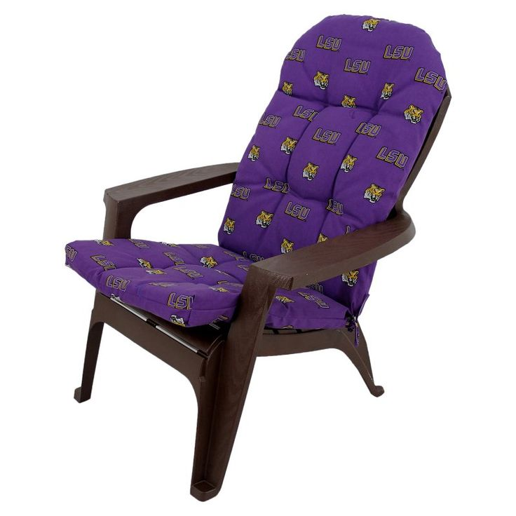Lsu Rocking Chair Cushions: 1000+ Ideas About Adirondack Chair Cushions On Pinterest