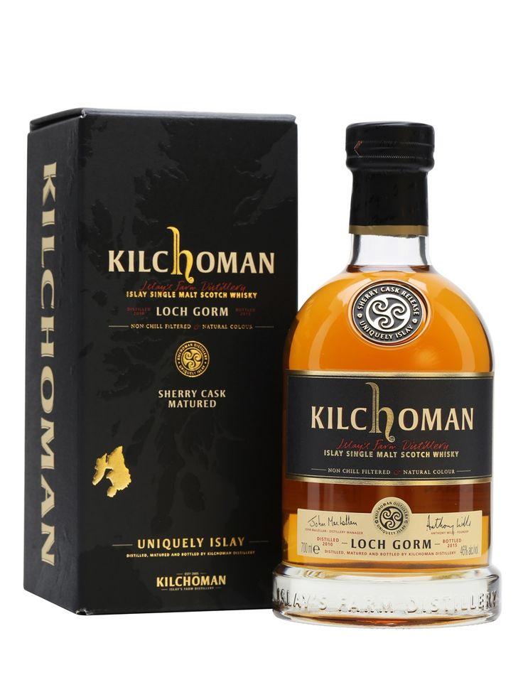 Kilchoman Loch Gorm / Sherry Cask / Bot.2015