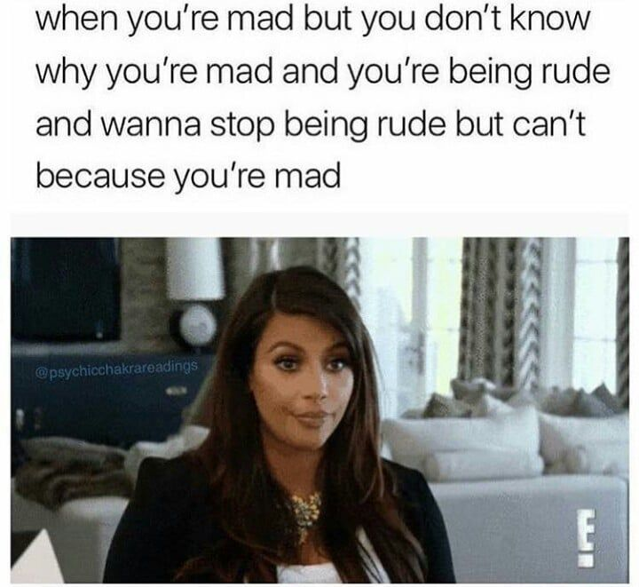 When Boys Make You Laugh When You Re Mad By Uniquegrowz Meme Center