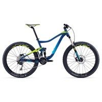 Giant Trance 3 2017 Full Suspension Mountain Bike Blue £1,399.99 target £650