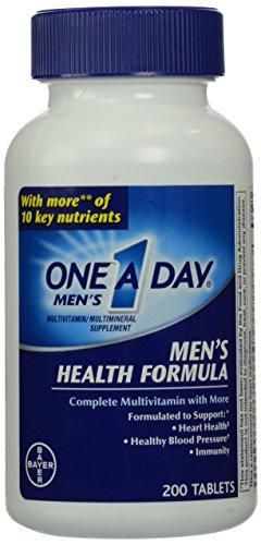 Amazing!!! One-A-Day Multivi.... Only in Merkantfy! http://merkantfy.com/products/one-a-day-multivitamin-mens-health-formula-tablets-200-count?utm_campaign=social_autopilot&utm_source=pin&utm_medium=pin
