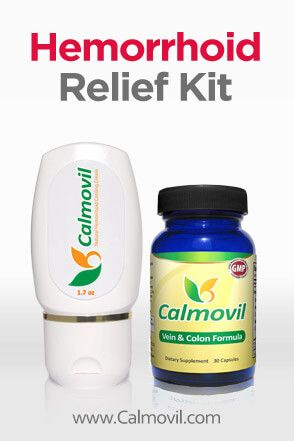 Natural Hemorrhoid Relief - Calmovil #motorcycles #F4F #L4L