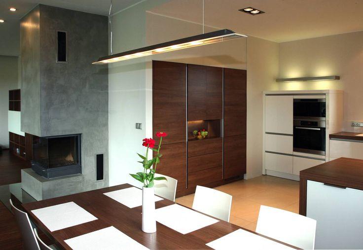 kitchen built-in wardrobe