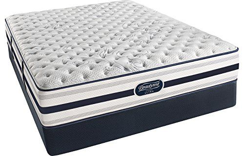 Twin Simmons Beautyrest Recharge Ultra Melany Extra Firm Mattress