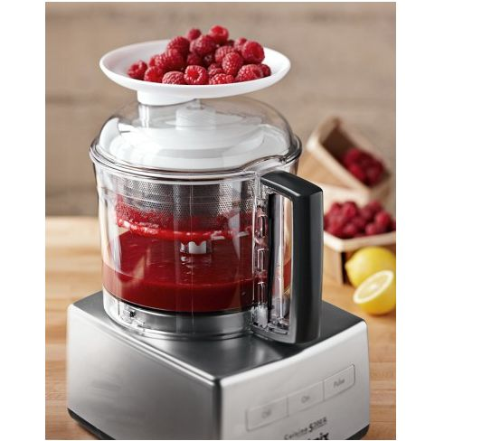 Big giveaway this week! Enter to win a 16 cup top of the line Magimix by Robot-Coupe food processor plus smoothie attachment!