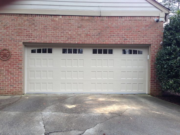 23 best beautiful carriage house garage doors images on for Beautiful garage doors