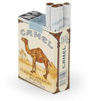 are the perfect smoking choice for experienced smokers. Offer a smooth and mild flavor.     Camel Non-Filtered cigarettes carry rich aroma from the moment you pull one from the pack. That rich scent only increases as you light it up. The cigarettes produce little smoke as you inhale and exhale, making the smoking experience all the more enjoyable. Camel Non-Filtered cigarettes are made of premium tobacco quality.    Each carton contains 10 packs of 20 cigarettes  1 carton contains 200…
