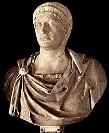 Otho - 7th emperor ... One of the few statues thought to represent this man who ruled Rome for only 4 months