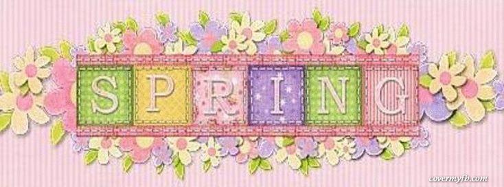 Spring Facebook Cover