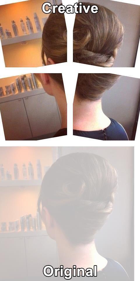 Kurze bis mittlere Frisuren Formale Frisuren für mittleres Haar | Easy Medium Update …