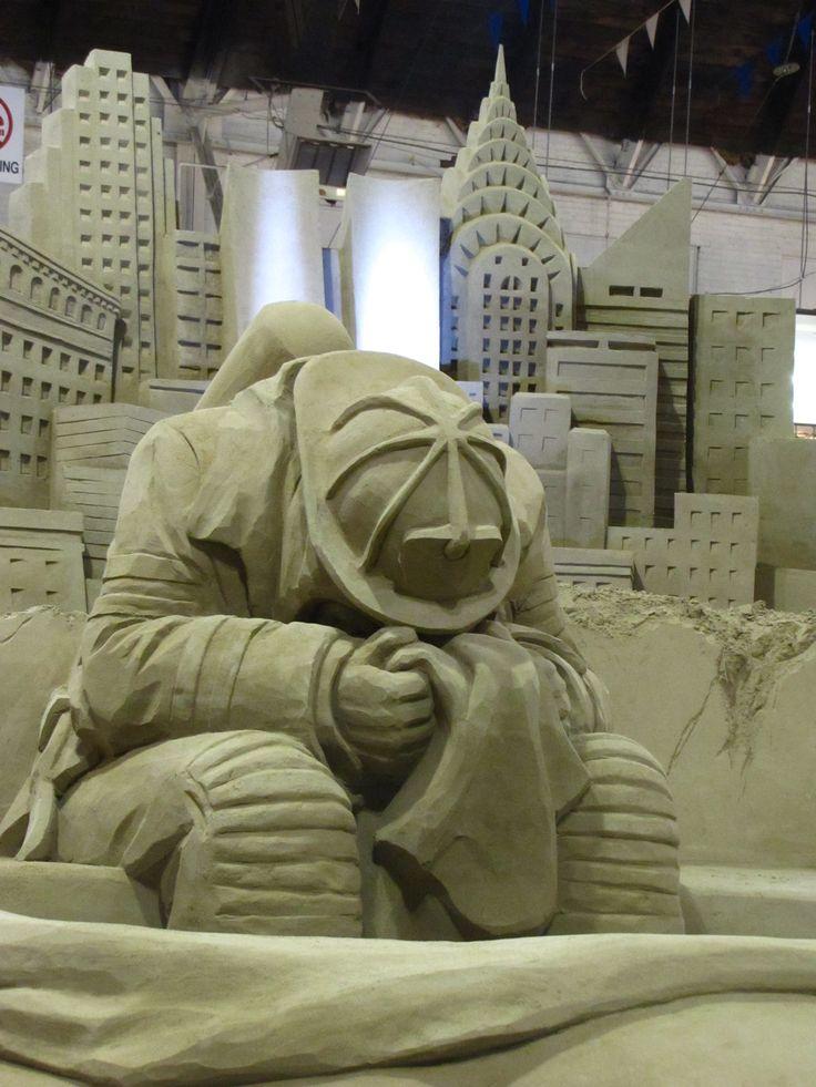 Always Remember: Sands Castles, Ice Sculpture, Sands Creations, Art Sculpture, Amazing Sandcastl, Art Sands Snow, Cool Stuff, Sands Art, Sands Sculpture