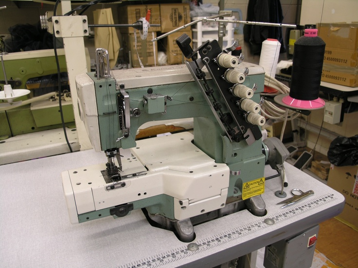 High speed Cover stitch Machine for hemming