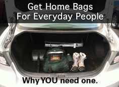 Get Home Bags